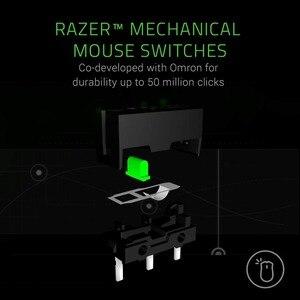 Image 5 - ماوس ألعاب سلكي جديد من Razer Mamba Elite 16000 ديسيبل متوحد الخواص 5G مستشعر بصري كروم ضوء ماوس ألعاب مريح للكمبيوتر الشخصي