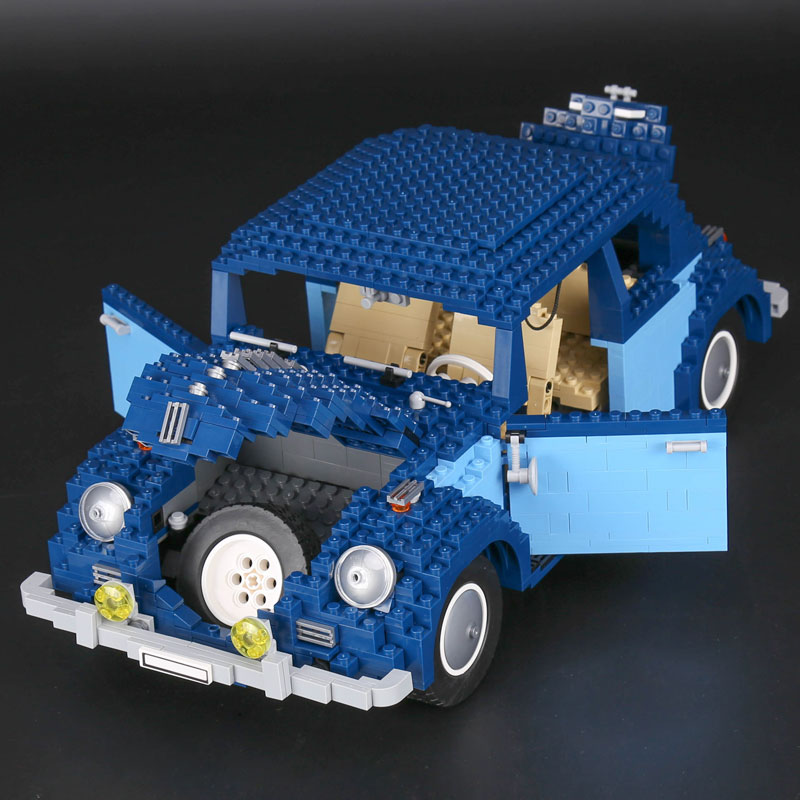 Lepin 21014 1707Pcs Technic Classic Series The Ultimate Beetle Set children Educational Building Blocks Bricks Toys Model 10187 ynynoo lepin 02043 stucke city series airport terminal modell bausteine set ziegel spielzeug fur kinder geschenk junge spielzeug
