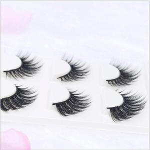 Image 3 - 13 diversi stili Sexy 100% Handmade 3D visone dei capelli di Bellezza di Spessore Lungo Ciglia di Visone Ciglia Finte Ciglia Ciglia di Alta qualità