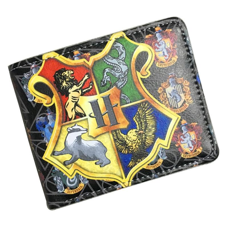 Harry Potter Around Gryffindor Harry Potter Slytherin Badges Wallet Wallet harry potter en concierto monterrey