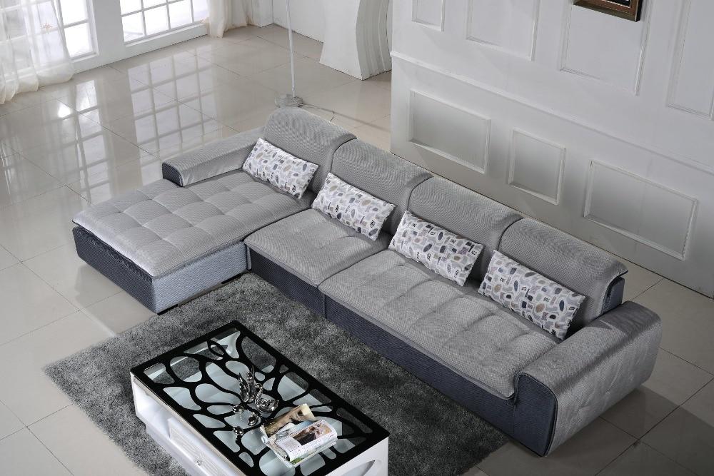 Fabric Sofa Bed Set
