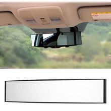 1 шт. 300 мм широкий кривой внутренний зажим на зеркало заднего вида Универсальный автомобильный Грузовик без визуального слепого пятна вызванный HID светильник# N