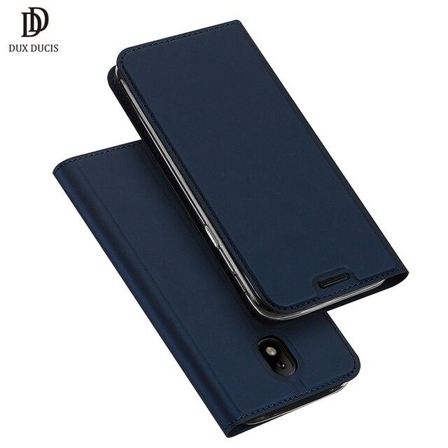 Lüks Deri Samsung Galaxy J5 2017 Kılıf J530 J5 Pro (2017) Samsung J5 2017 Kapak kapak Için Cüzdan Kılıfları Telefon Coque