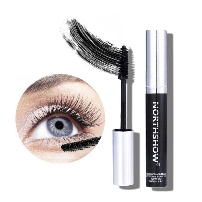 Lasting Makeup Mascara Easy To Apply Waterproof Growth Imitation Vertigo Eyelashes Silk Curling Mascara Not Blooming Fast Dry Mascara Aliexpress