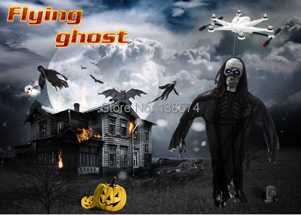 2014 new Walkera Flying Ghost for Halloween TALI H500 RC Hexacopter Quadcopter font b Drone b
