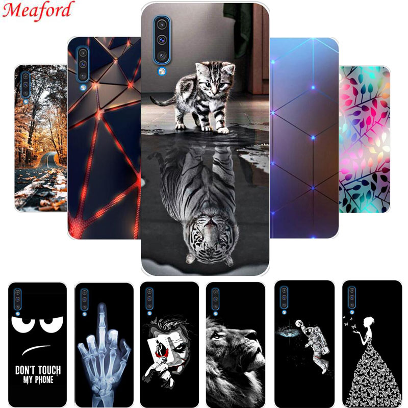 Cool Case For <font><b>Samsung</b></font> <font><b>A50</b></font> 6.4 Case A 50 Silicone Soft Back Cover For Para <font><b>Samsung</b></font> Galaxy <font><b>A50</b></font> Case A505F TPU <font><b>Hoesje</b></font> Coque Funda image