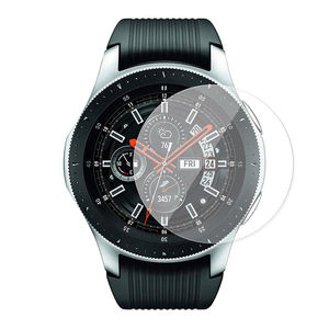 Image 5 - 2pcs Vetro Temperato Protezione Dello Schermo per Samsung Galaxy Orologio 46 millimetri 42 millimetri di Protezione Pellicola di Schermo Anti Esplosione Guardia watch Band