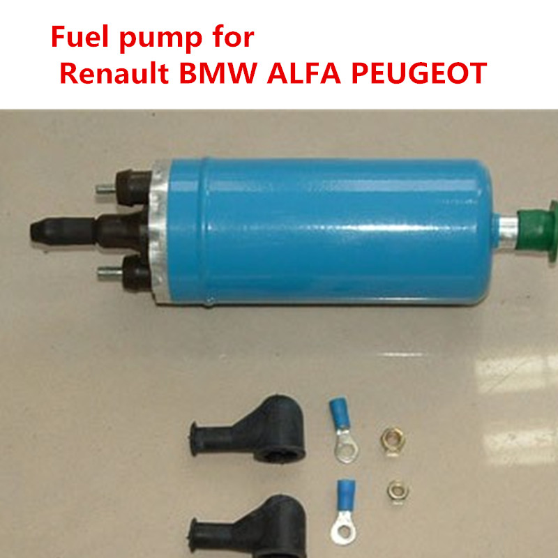 Universal Brand new blue high pressure Electric Fuel Pump 0580464038 0580 464 038 for Renault BMW ALFA PEUGEOTUniversal Brand new blue high pressure Electric Fuel Pump 0580464038 0580 464 038 for Renault BMW ALFA PEUGEOT