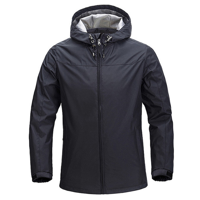 iSurvivor 2019 Men Wind Water Proof Jacket 2