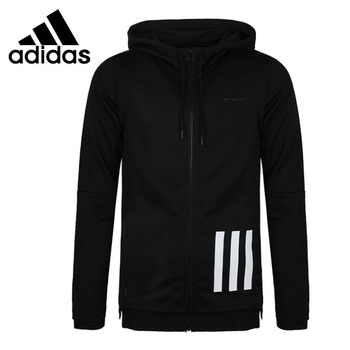 Original New Arrival  Adidas NEO Label CS ZIP HOODY Men's  jacket Hooded Sportswear