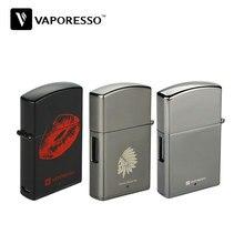 Original Vaporesso Aurora Tanque Vape Starter Kit 1.2 ml 650 mAh Batería Simple/Delicado Cigarrillo electrónico Kit Kit de Aurora