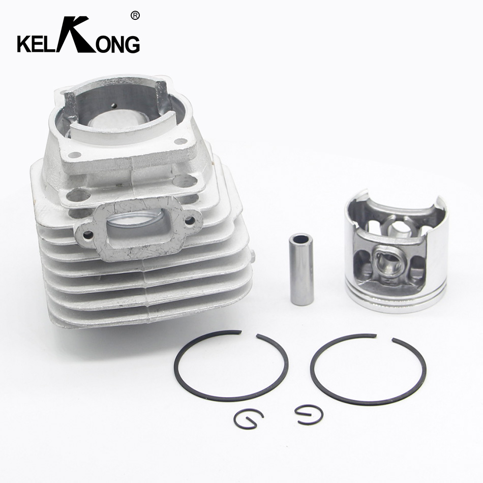 KELKONG 47MM Cylinder Piston Kit Fits Stihl MS341 MS361 Chainsaw MS 361 341 MS361C Chain Saw # 1135 020 1202-in Carburetor from Automobiles & Motorcycles