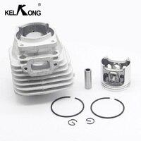 KELKONG 47MM Cylinder Piston Kit Fits Stihl MS341 MS361 Chainsaw MS 361 341 MS361C Chain Saw # 1135 020 1202
