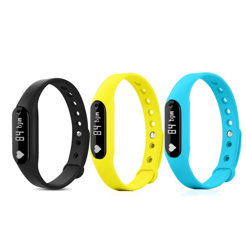 IP65 Waterproof Standard 0 69 inch OLED C6 Smart Bracelet Heart Rate Monitor Waterproof Bluetooth