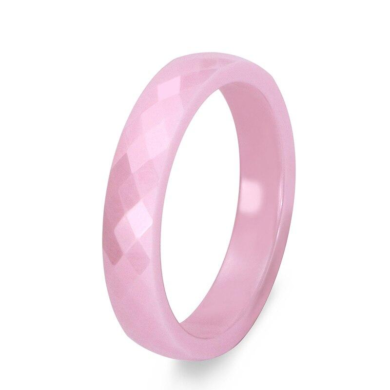 Silber Rosa Farbe Stud Ohrringe Ringe Schmuck Zirkonia Strass Keramik Ohr Ohrringe Ringe Chic Schmuck Weihnachten Geschenk