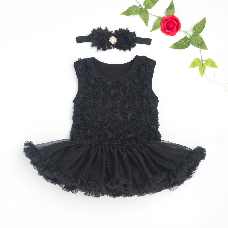 68435f659e0 Наряд для дня рождения на день рождения Комплекты летней одежды для девочек  принцесса новорожденных Для детей