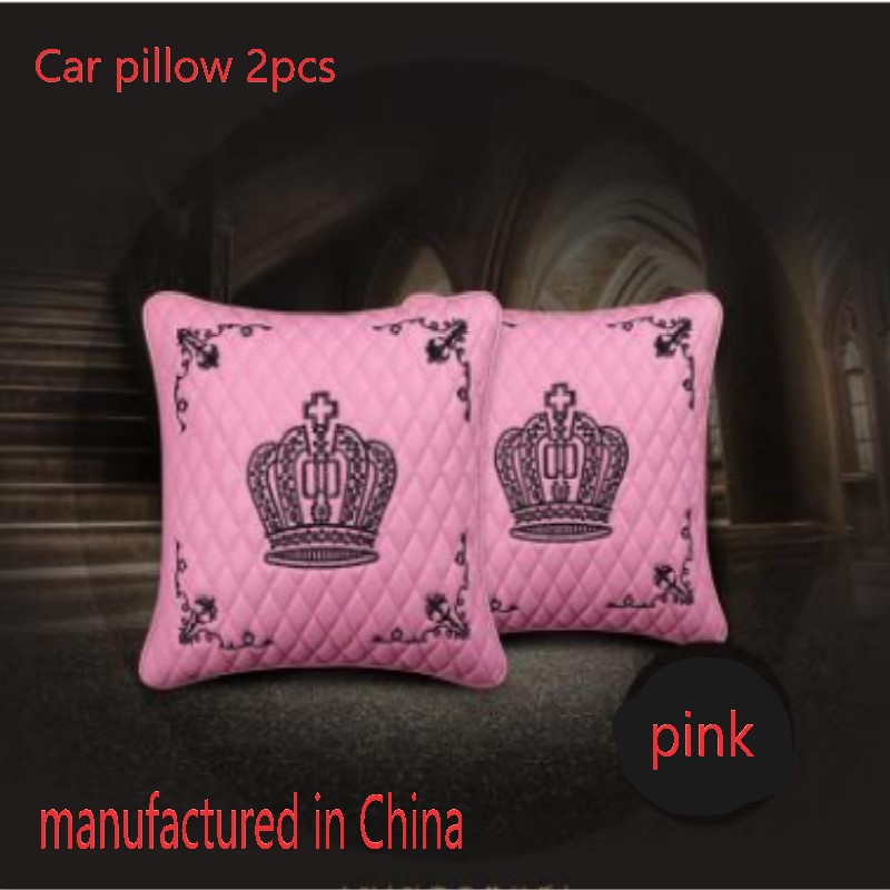 4pcs The car softness head pillow.collapsible styling for Toyota EZ Corlla Prius YARiS RAV4 VIOS Camry LEVIN REIZ CROWN sticker наклейки digiface toyota hilux vitz rav4 camry prius