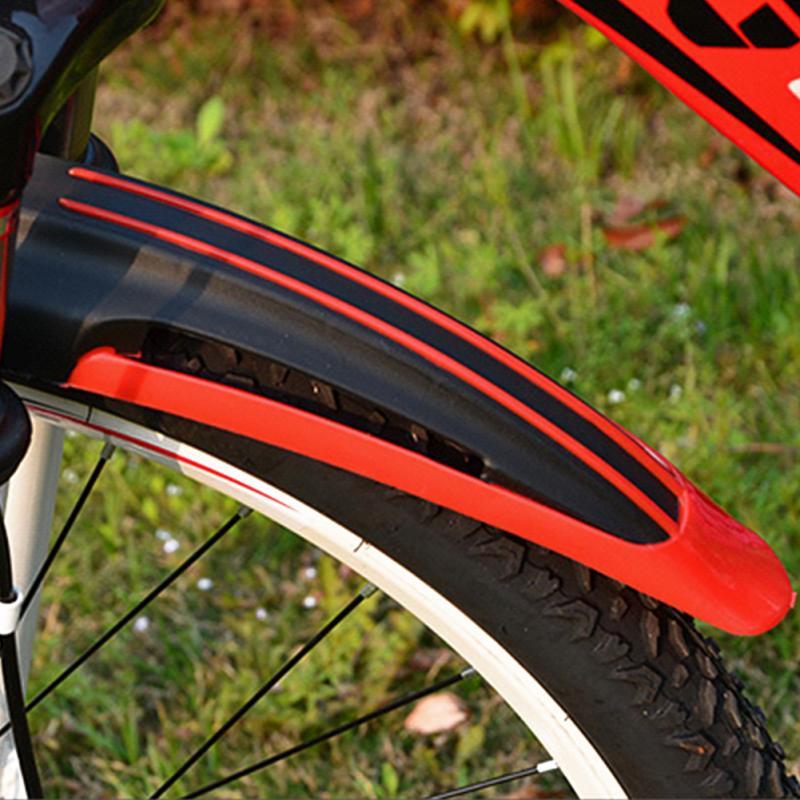 MTB Mudguard Bike Front Back Mud Guard Marsh Fender Slim Fork Simple Fender