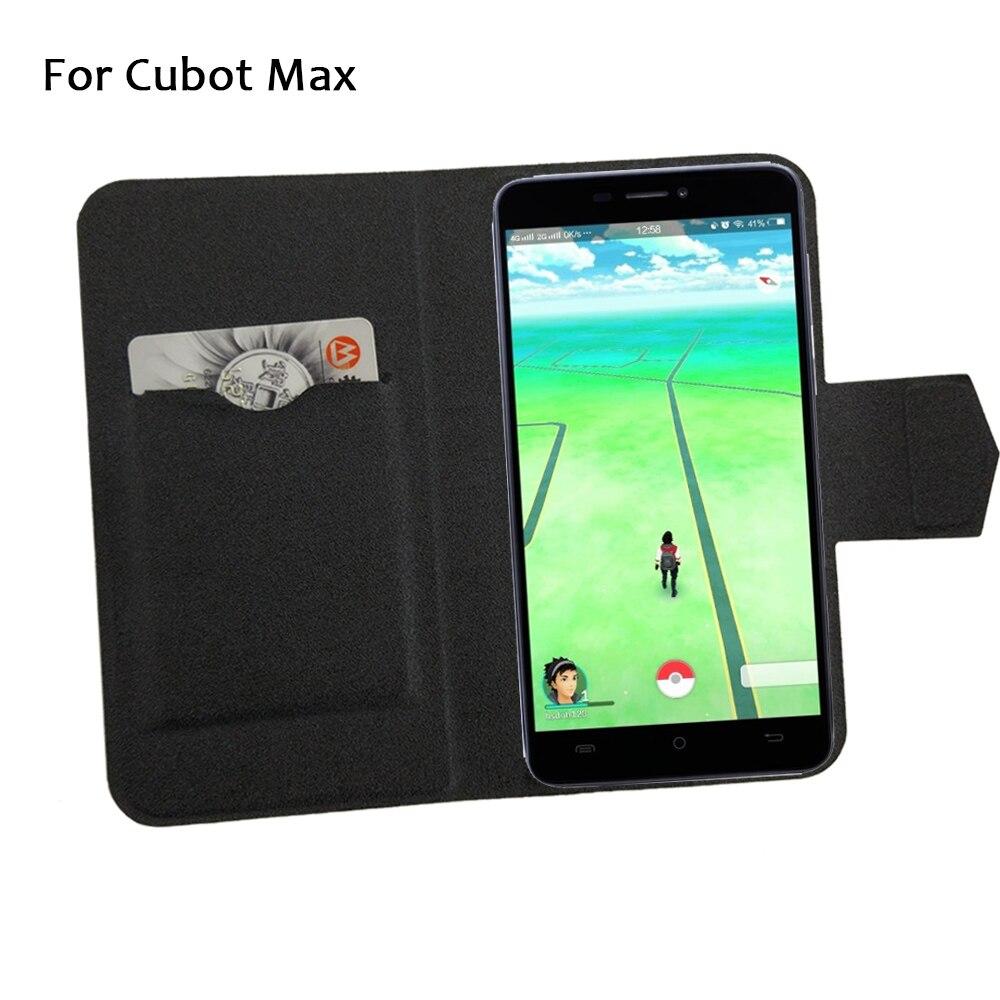 Nº5 colores calientes! Cubot Max teléfono caso cubierta de cuero ...
