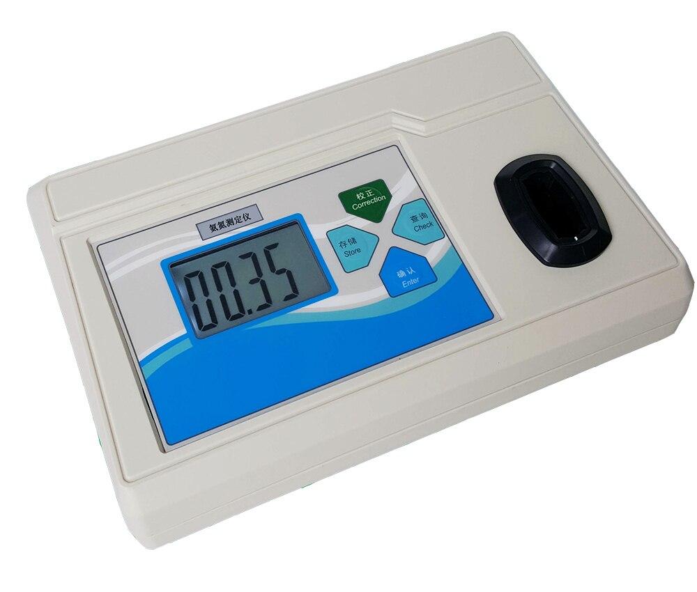 Столе аммиака анализатор азота Концентрации Детектор метр Montior качество воды детектор Диапазон измерения: 0,02-25 мг/L
