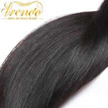 Brazilian Hair Weave 1/3/4 Bundles Straight Human Hair Bundles