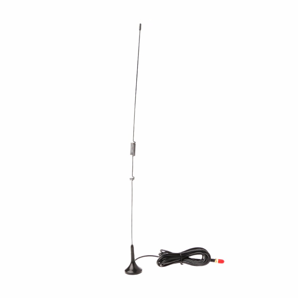 Magnetic UT-106UV Antenna Car Mounted For Baofeng UV-5R Two Way Radio  Talkie