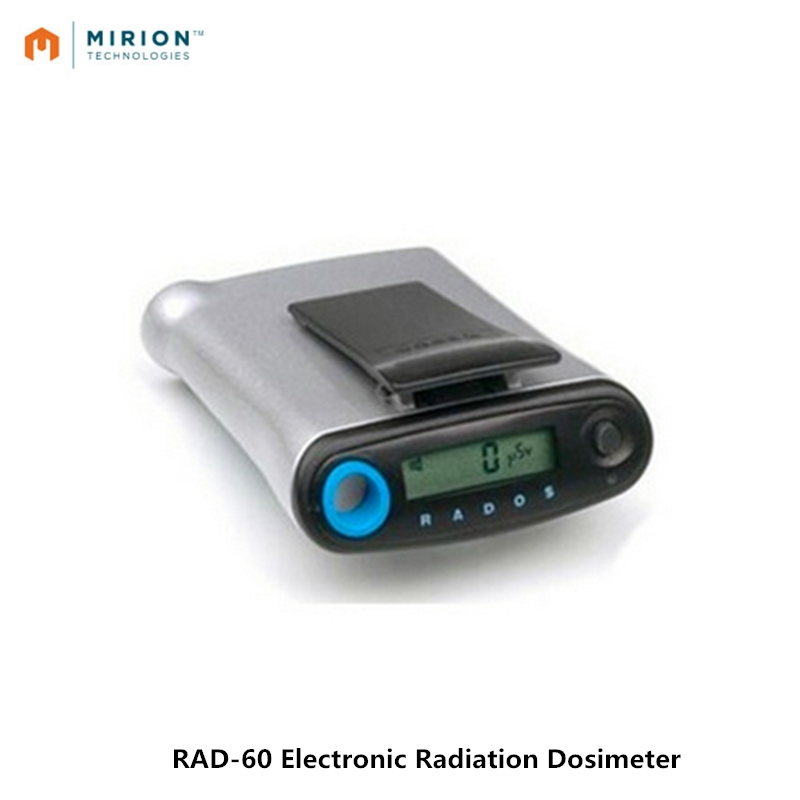 Finland RAD-60 High Precision Nuclear Radiation Dosimeter Personal Electronic Gamma And X-ray Detector