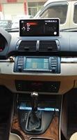 Navirider Авто 10,25 Android 8,1 Автомобильный gps плеер для BMW E53 X5 1998 2006 сенсорный экран стерео штатные синтетический каннабиноид класса дибензопиранов