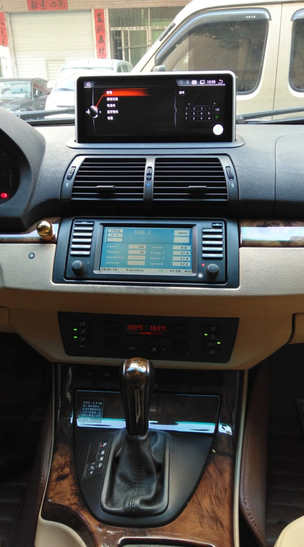 Navirider autoradio 10.25