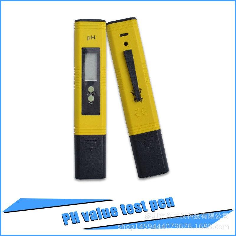 Free Shipping Portable Ph 02 Ph Meter Test Pen