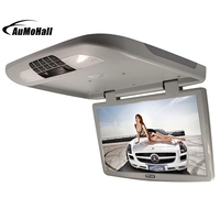 18.5 Flip Down TFT LCD Monitor Car Roof Mounted Overhead Roof Monitors
