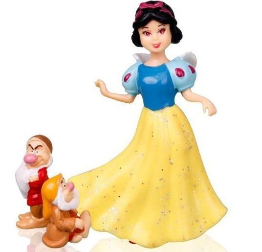Retail Seven Dwarfs figures Snow white Figures PVC figures Doll toys Set of 8 Free shipping
