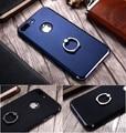 Moda para iphone 7 plus armadura case anel titular suporte do telefone saco casos para iphone 7 hard cover case 3 em 1 combo withlogo círculo