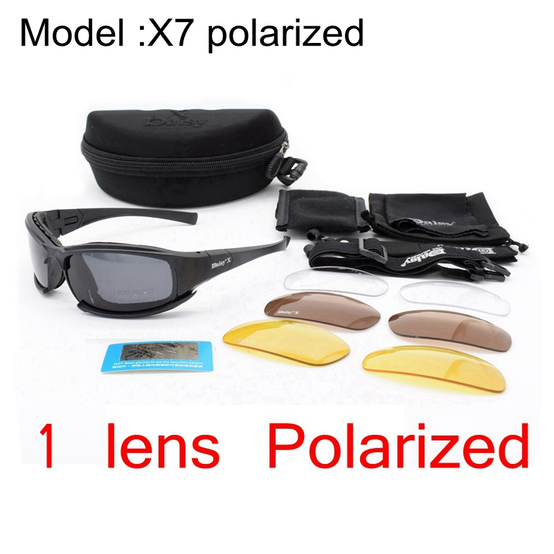 X7 polarized