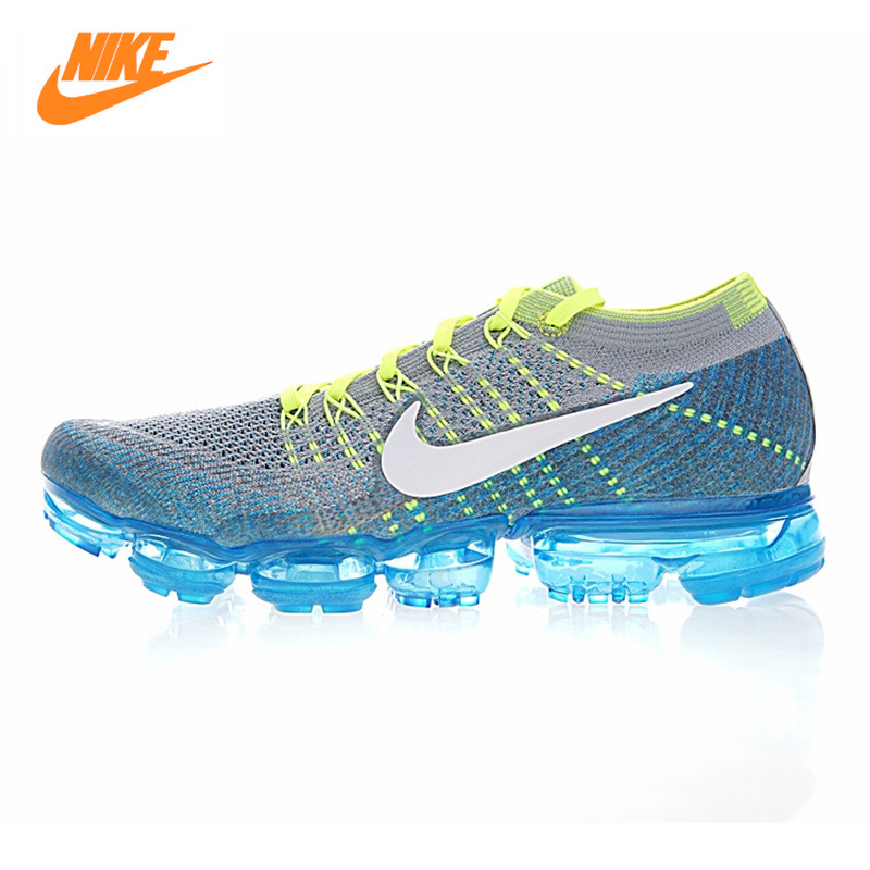 Nike Air Vapormax Sprite Men's Running Shoes, Light Blue, Shock Absorption Non-slip Wear-resistant Breathable 849558 022