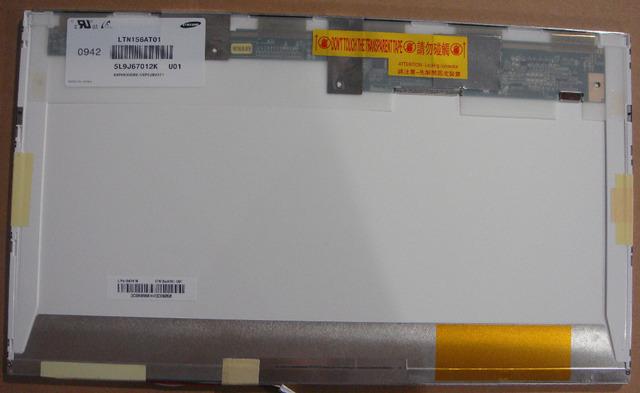 Envío libre LP156WH1 LTN156AT01 N156B3-L02 B156XW01 V.0 V.1 N156B1-L0B N156B3-L02 CLAA156WA01A 30 PANEL PIN PANTALLA LCD