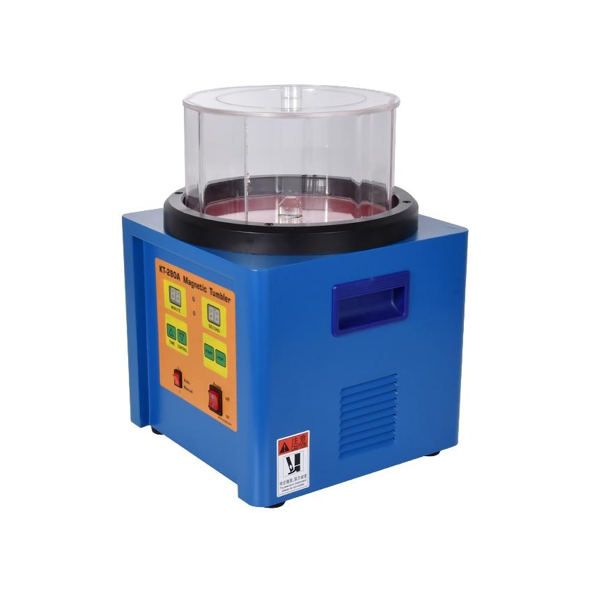KT-280 mágneses dobozos ékszer-csiszoló 1100 g ferromágneses - Elektromos kéziszerszámok - Fénykép 3