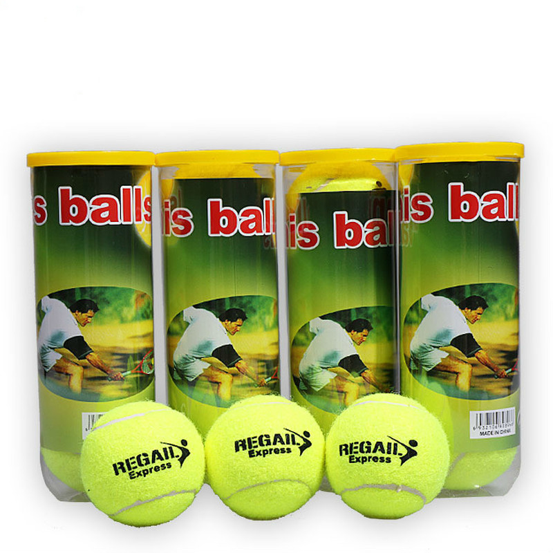 3Pcs/Tube Original Tennis Balls Official Head Coach Tennis Training Ball Raquete Tenis Balls Tennis Trainer Pelotas Tenis