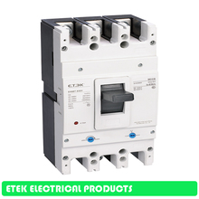 MCCB Moulded Case Circuit Breaker EKM8T-630H 400A 500A 630A rs34 630 with 500a 630a 400a high capacity fuse