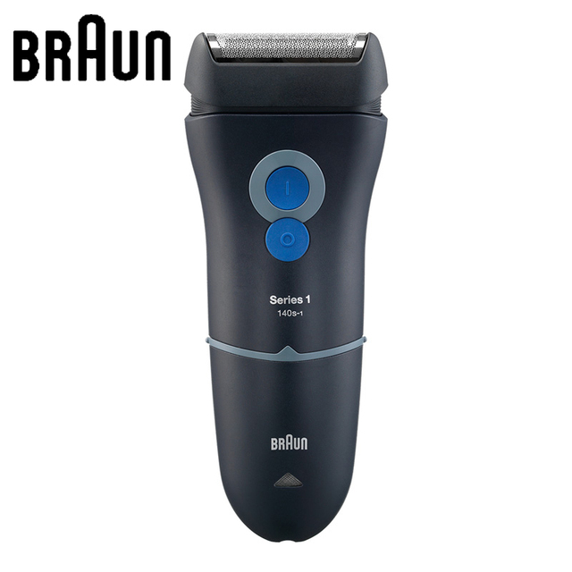 Braun Electric Shaver140s Safety Razors For Men Beard Rechargeable Hair Mustache Electric Razors Waterproof