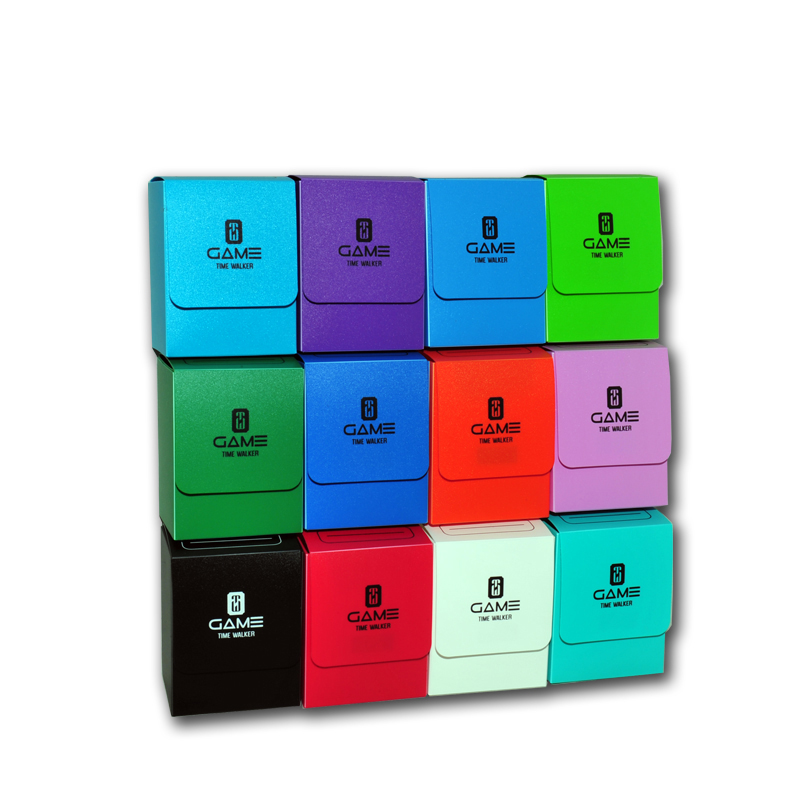 TW Card Storage Box Box Card Box For Collection Of Magic Game King Purcell War Within Three Kingdoms