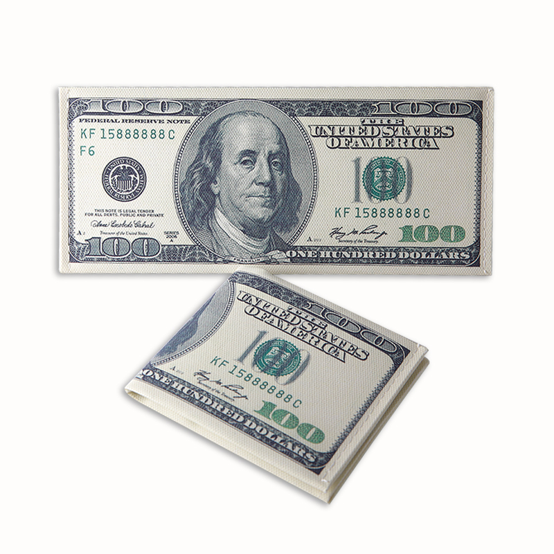 Student Wallet Foreign Currency Coins US Dollars Pattern Designer Europe Creative Canvas Wallets Men Credit Card Holder PurseStudent Wallet Foreign Currency Coins US Dollars Pattern Designer Europe Creative Canvas Wallets Men Credit Card Holder Purse