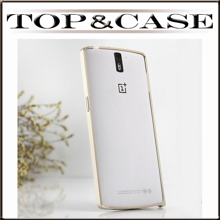 TUKE Ultra thin aluminum Metal Bumper Frame Case For For Yijia Oneplus One Mobile Phone Gifts
