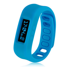 Sport Smart WristBand Bluetooth Bracelet Watch with Pedometer Sleep Monitoring Calorie-burning Smart Band for Android Phone