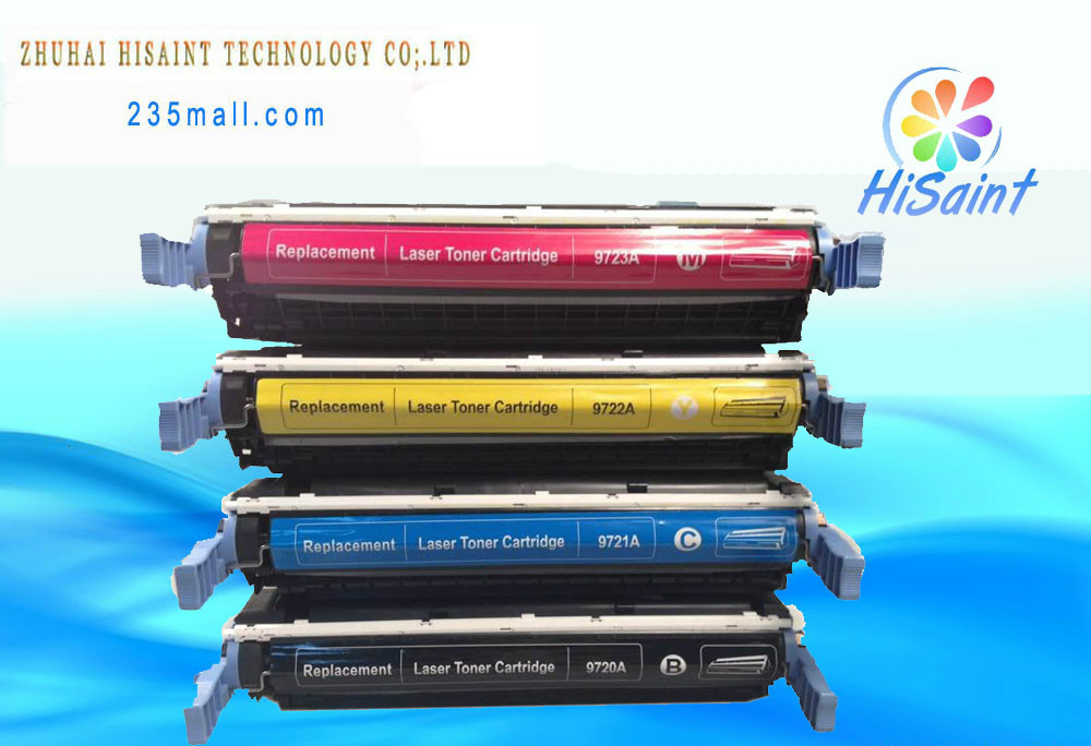 HOT Compatible for HP 9720 toner copy toner cartridge for C9720/9721/9722/9723 for HP Color LaserJet 4600 4600n 4650dn 4650n