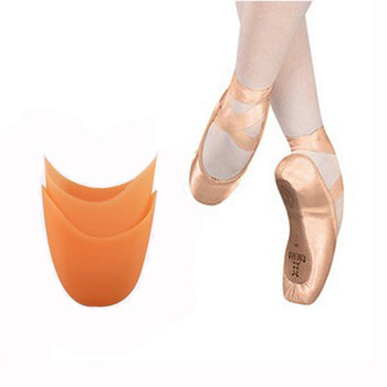 2019 New Silicone Gel Insole Elastic Foot Pads Ballet Dance Toe Pad Protector Shoe Accessories Inserts Feet Care Insoles Health