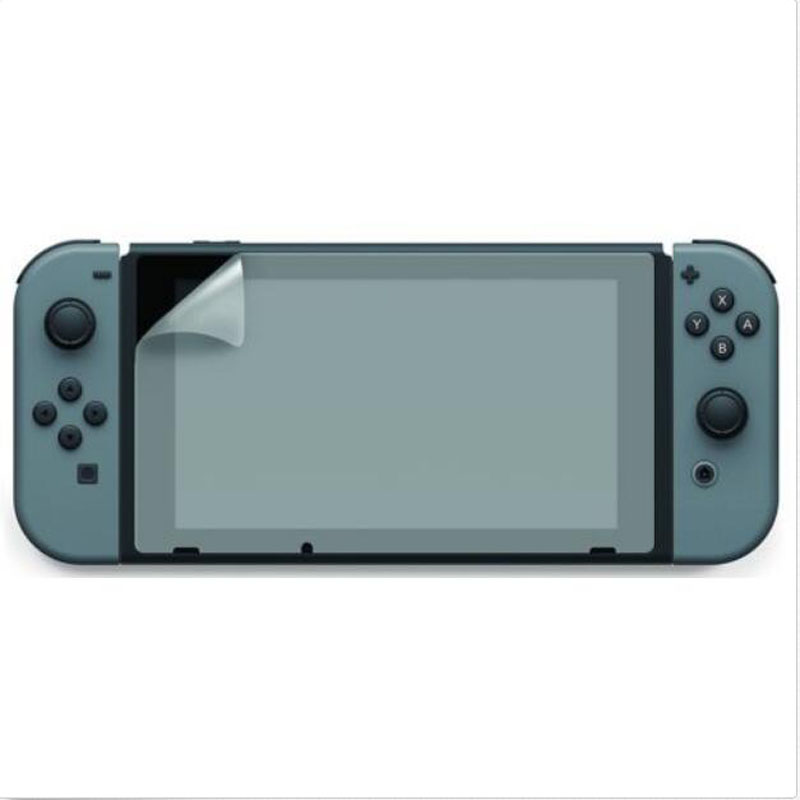 2017 Anti-Scratch Full HD Ultra Clear Protective Film Surface Guard for Nintendo Switch NS Console Screen Protector Cover Skin