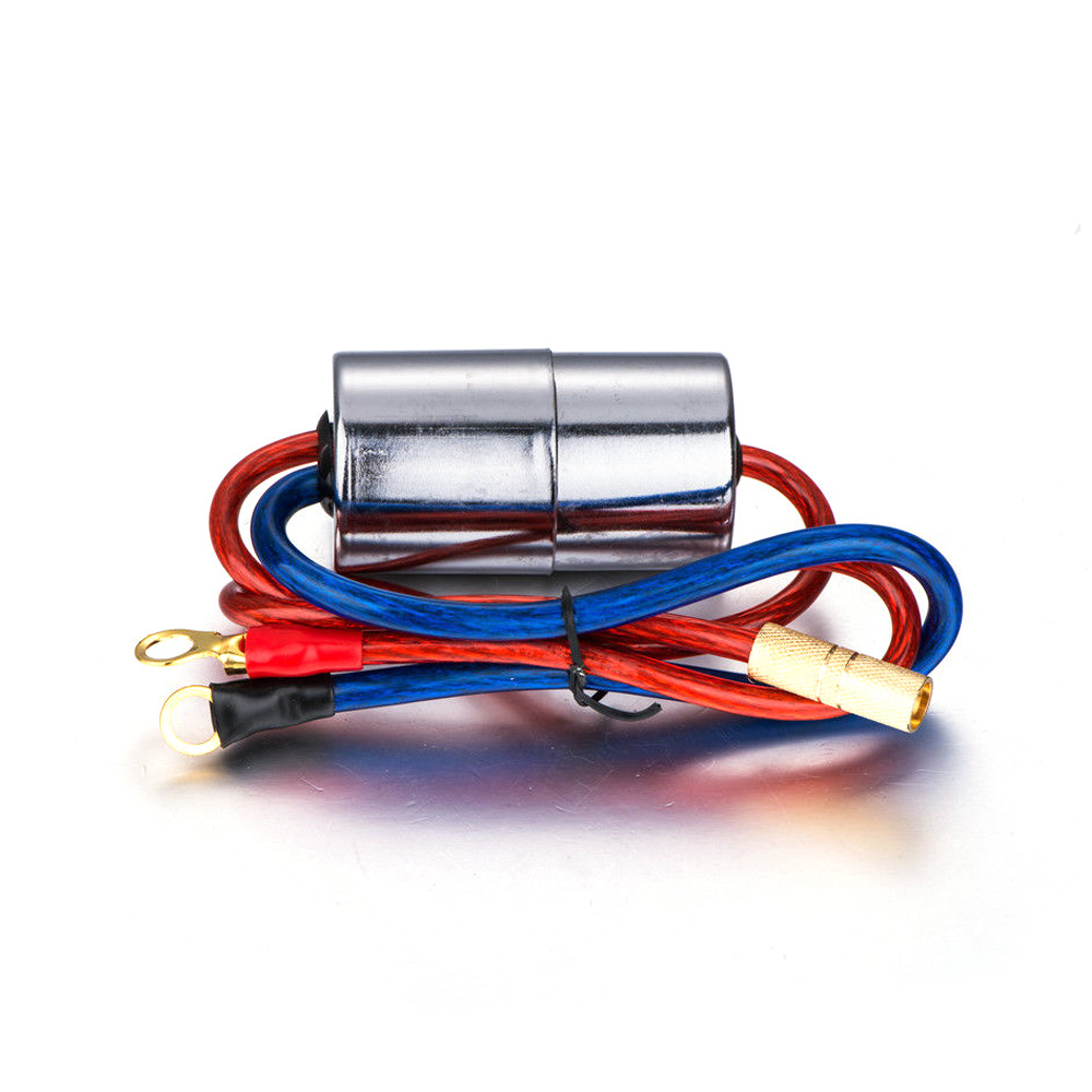 Universal 70 Amp Audio CB/Radio Noise Filter Suppressor Stereo Car Audio  Parts -in Cables, Adapters & Sockets from Automobiles & Motorcycles on ...