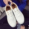 Новые плоские Туфли на платформе женщина мода теннис женщина для женщин обувь повседневная дамы женщин дизайнер роскоши дышащий весна осень