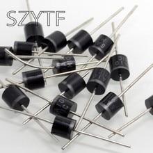 200 pçs/saco 6A10 6A diodos retificadores 1000V